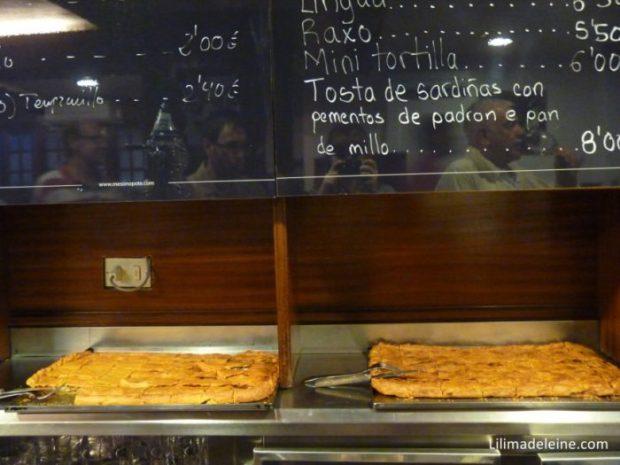 cosa si mangia in Galizia