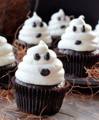 cupcakes halloween food