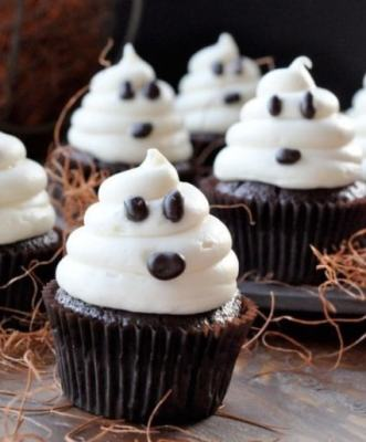 cupcakes halloween food