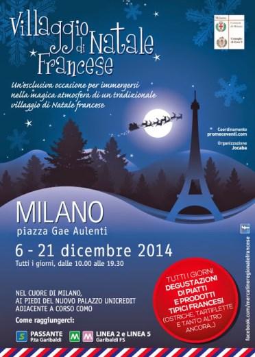 Villaggio di Natale Francese