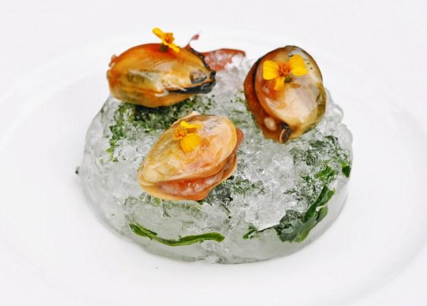 Cozze e Salsiccia