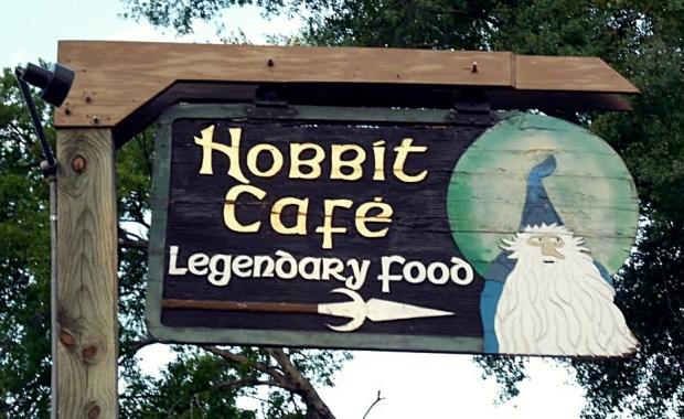 Hobbit Cafè, Houston, Texas