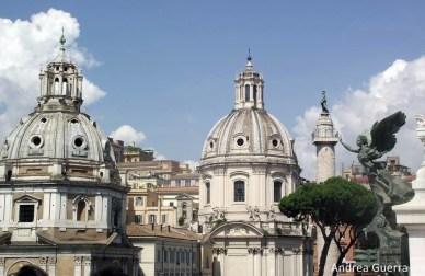 Roma tetti