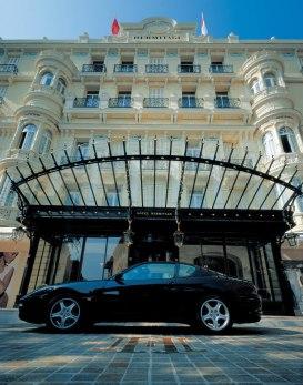 Hotel Hermitage Montecarlo
