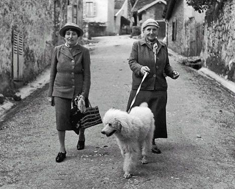 Gertrude Stein e Alice B Toklas