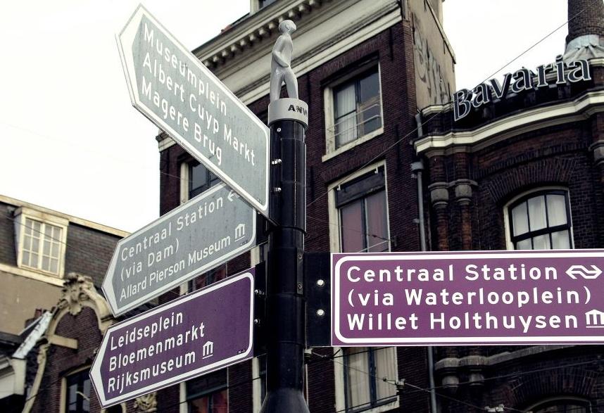 Dove mangiare ad amsterdam a casa degli olandesi con for Amsterdam mangiare