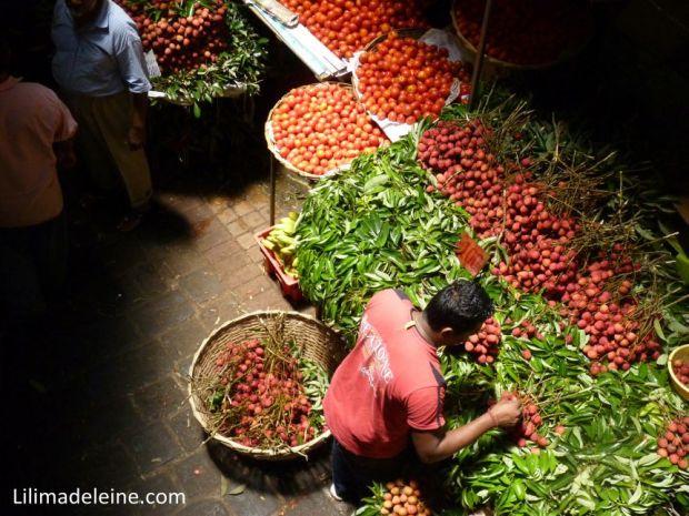 Mauritius mercato