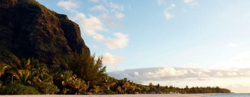 Mauritius spiaggia
