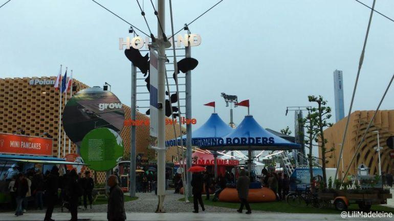 Expo padiglione Holland