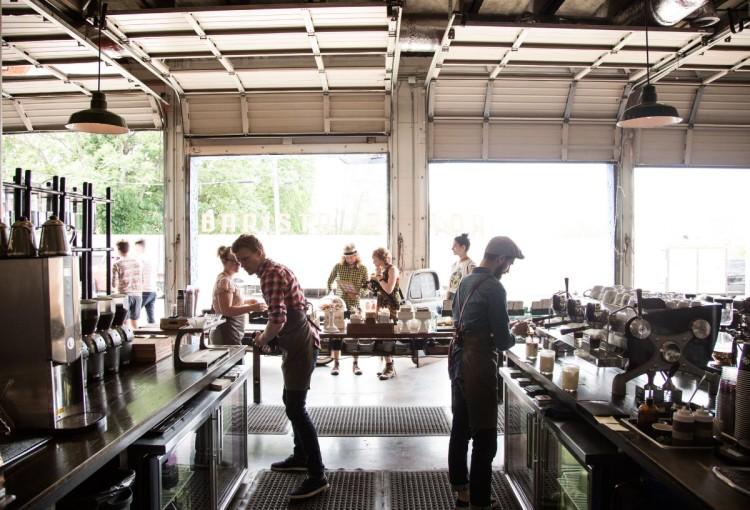 caffetterie più belle del mondo Barista Parlor Nashville