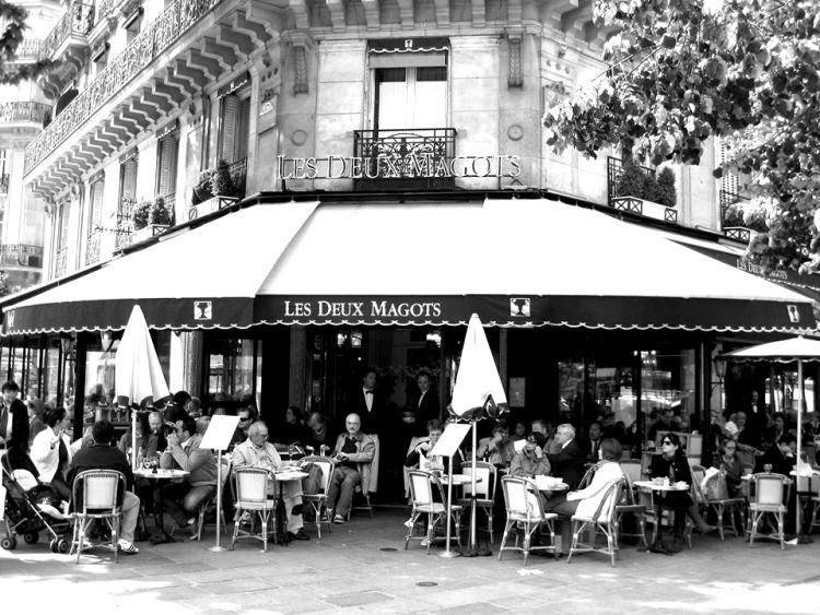 les deux magots parigi