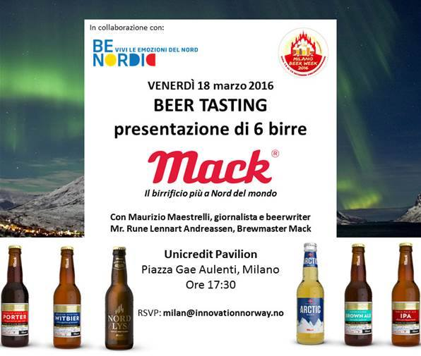Be Nordic 2016 Milano