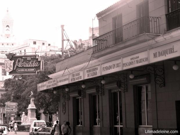 Cuba Havana Floridita