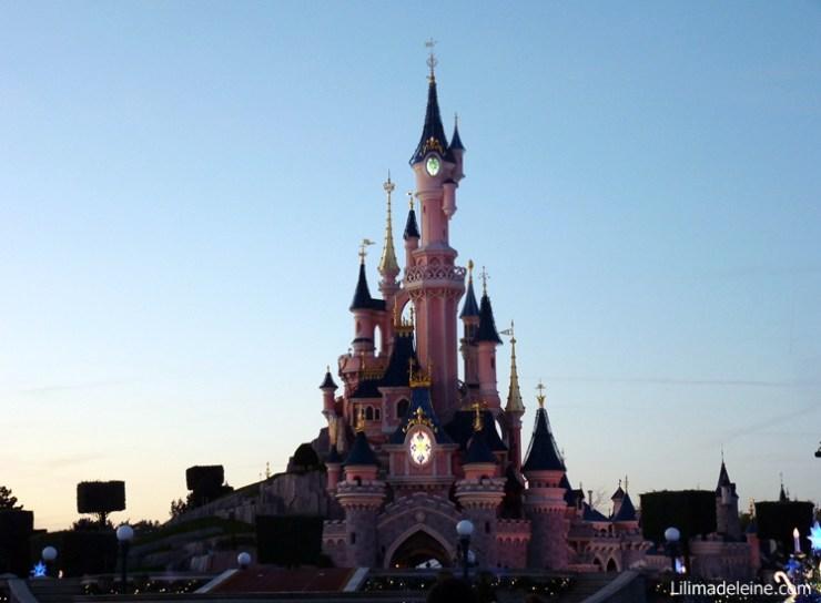 Disneyland Paris Castello della Bella addormentata (4)