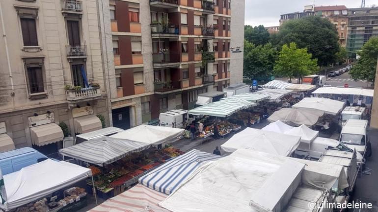 mercato via fauchè milano
