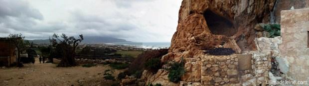 Custonaci grotta frangipane