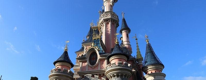 Disneyland Paris Castello della bella addormentata