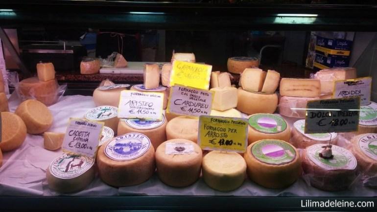 Mercato civico di San Benedetto Cagliari