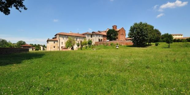 Morimondo abbazia