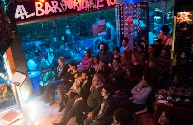 Tournée da bar Milano
