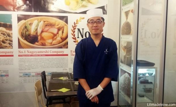 Sagami chef