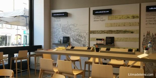 Moleskine Cafè Milano