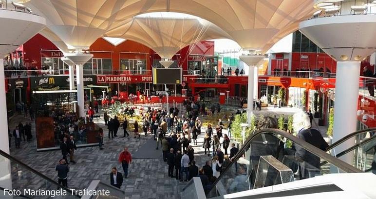 reputable site 26d24 f76a5 Scalo Milano: negozi e ristoranti del nuovo shopping district