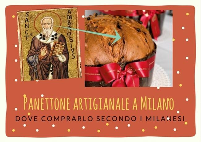 Panettone artigianale a Milano