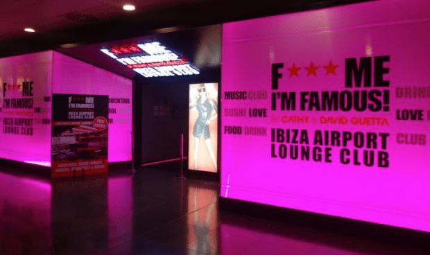 F___ Me I´m Famous - Aeroporto di Ibiza