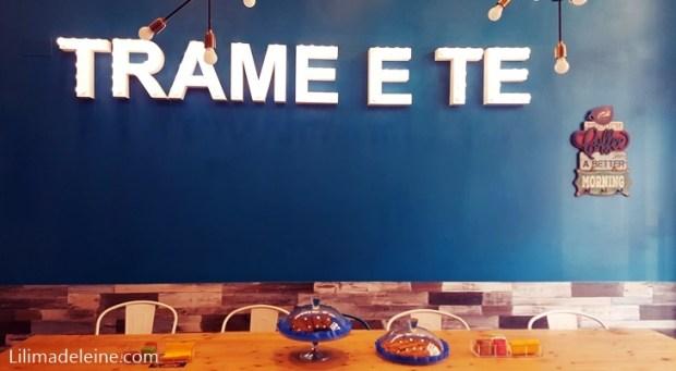 Tramè e tè Milano