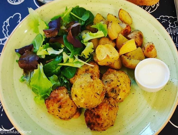Polpette di verza e patate