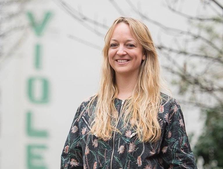 Claire Ptak Violet Bakery london