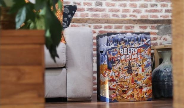 Calendario dell'Avvento 2018 birra