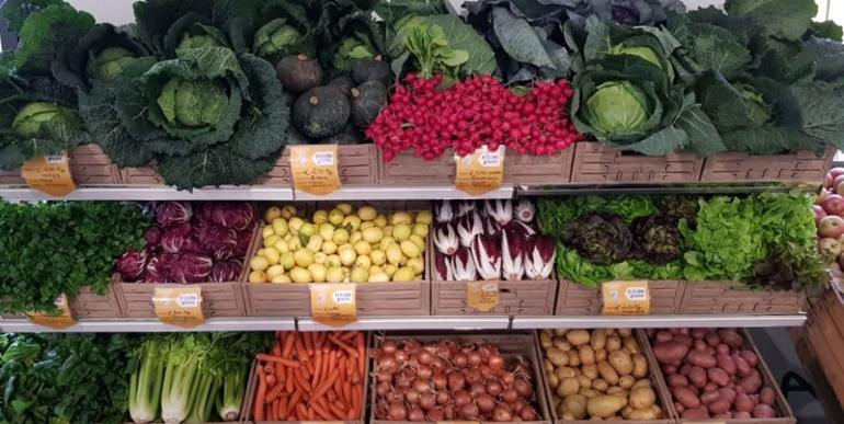 Mercato agricolo coperto Porta Romana Milano