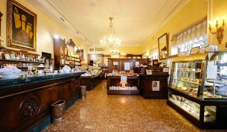 Pasticceria Biffi Milano