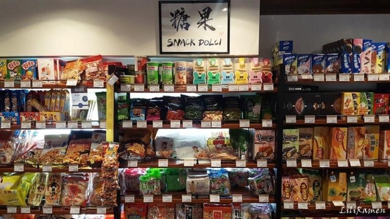 Negozi giapponesi Milano: Mood Market via Sarpi