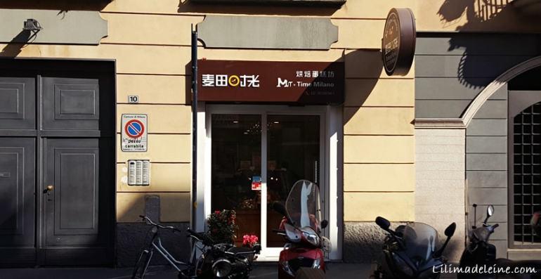 Mr Time Milano via Lomazzo