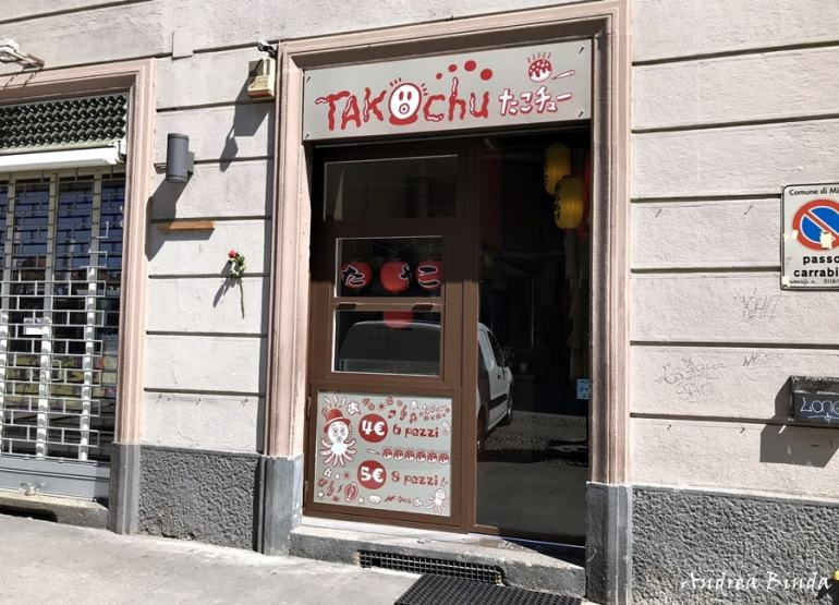 takochu Milano takoyaki
