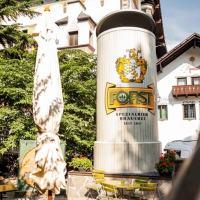 Tra giardini, foreste e birrerie: visita al Birrificio Forst a Lagundo