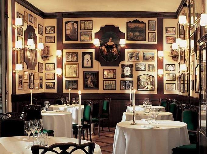 Locali storici Milano Grand Hotel et de Milan