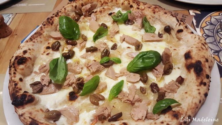 DaZero pizza e territorio milano menu