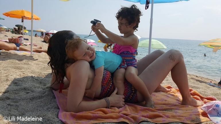 Marina di Orosei spiaggia