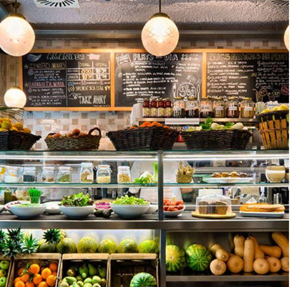 ristoranti vegetariani Spagna
