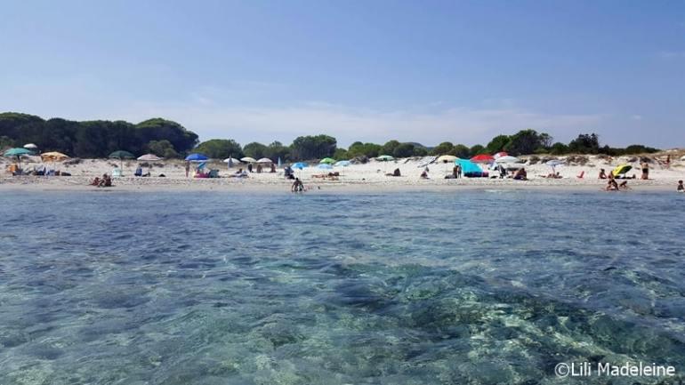 Orosei spiagge Capo Comino