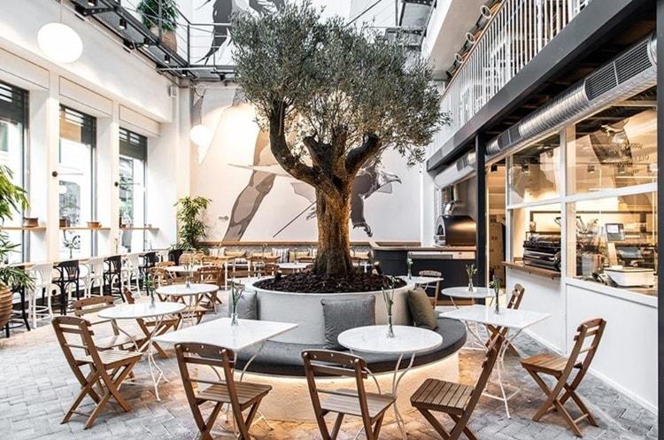 Ergon House Atene hotel foodie