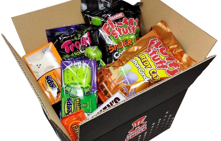 Halloween box American Uncle
