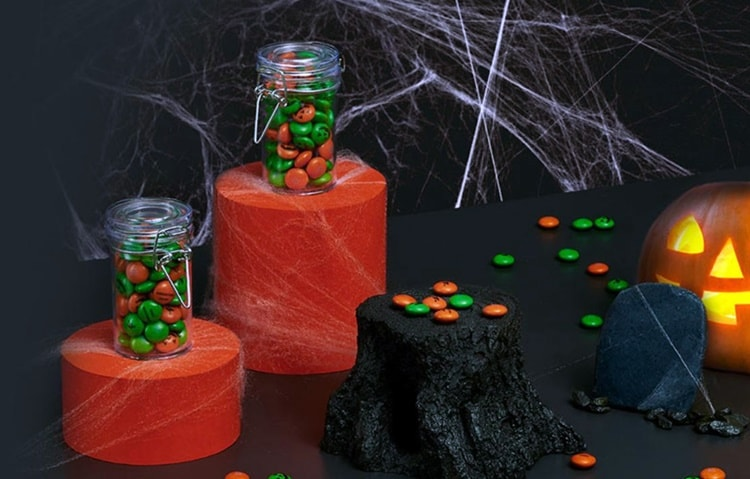 M&M's Halloween