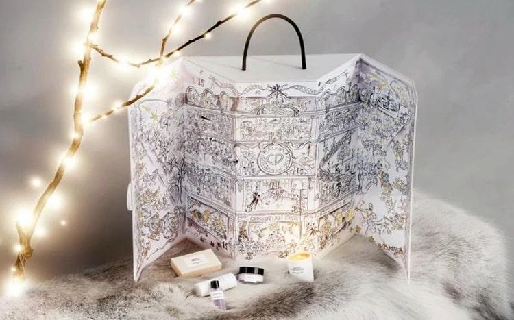 Calendario dell'Avvento 2019 Dior