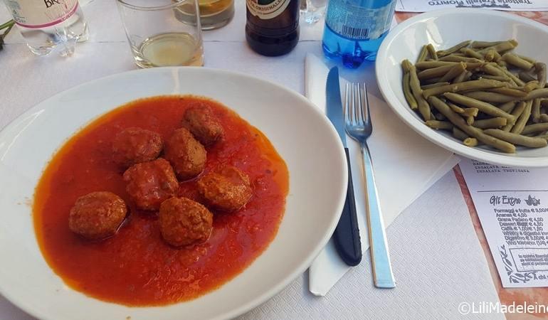 Trattoria Fratelli Fiorito Milano via conte rosso