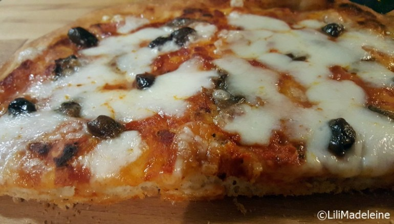 impasto per pizza in teglia fatta in casa